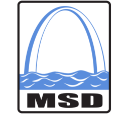 St. Louis Metropolitan Sewer District logo