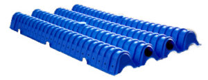 Plastic Storm Water Chamber contactor-field-drain-c4hd-blue