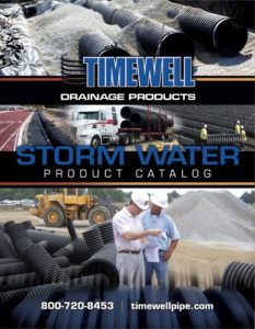 Timewell Drainage Storm Water Catalog