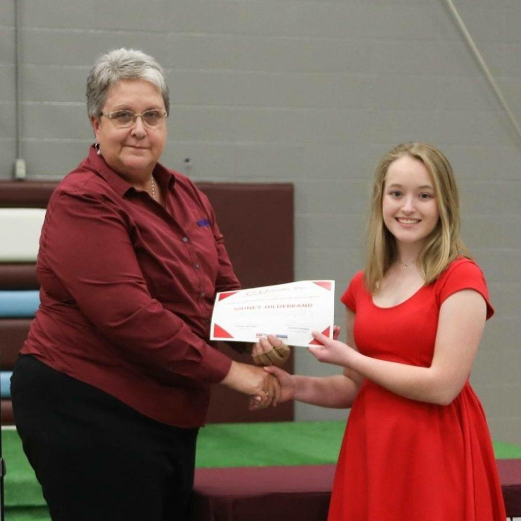 2018 ADI Adams County, Illinois Ag Scholarship Presentation